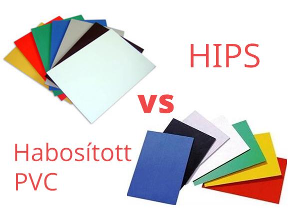 a8a2edbf18 Habosított PVC és HIPS – melyiket mikor érdemes használnunk? - Valio ...